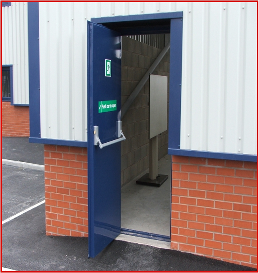 Access Group Uk Fire Doors Amp Steel Personnel Doors