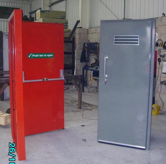 Access Group Uk Fire Doors Amp Steel Personnel Doors