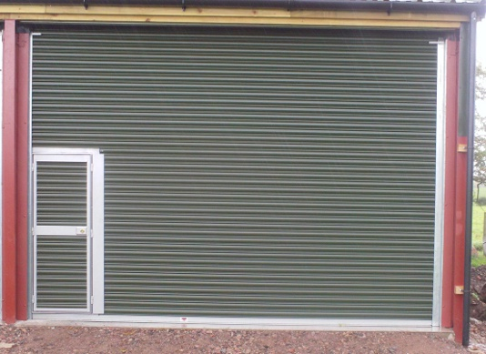 Access Group Uk Roller Shutter Doors