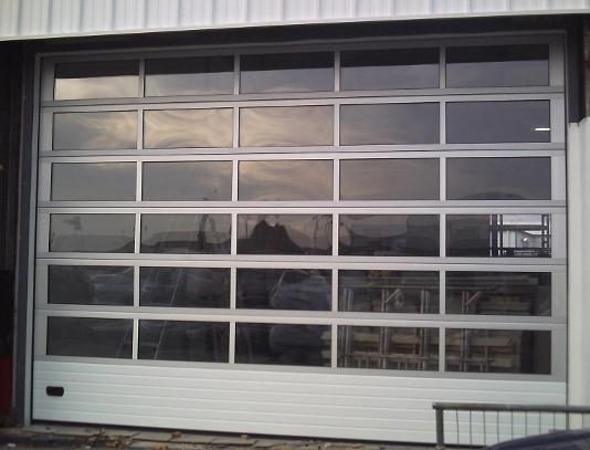 Sectional Garage Door Panel Replacement : Access group uk sectional overhead doors